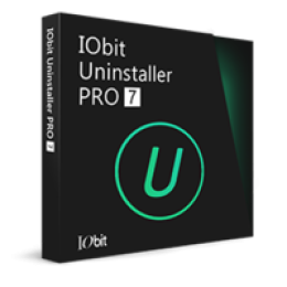 IObit Uninstaller 7 PRO (1 Year subscription / 3 PCs 15-day trial)