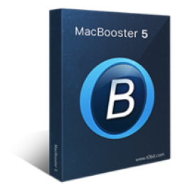 MacBooster 5 Standard (3 Macs with Gift Pack) - Exclusive