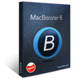 MacBooster 6 Standard (3 Macs with Gift Pack)