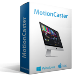 MotionCaster Pro (12 Month) - Win