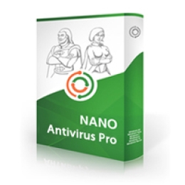 NANO Antivirus Pro (200 days of protection)