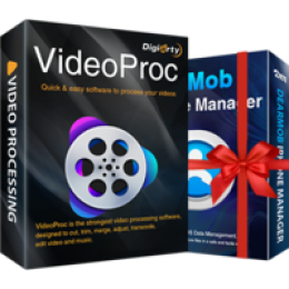 15% VideoProc (Family License for 2-5 Mac) Voucher Coupon