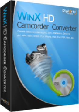 15% WinX HD Camcorder Video Converter Coupon Code