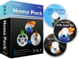 15% WinX Home Pack Special offer