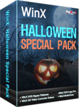 Special Voucher Code for WinX Summer Special Pack for 1 PC