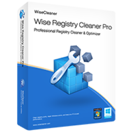 Free Wise Registry Cleaner Professional Voucher